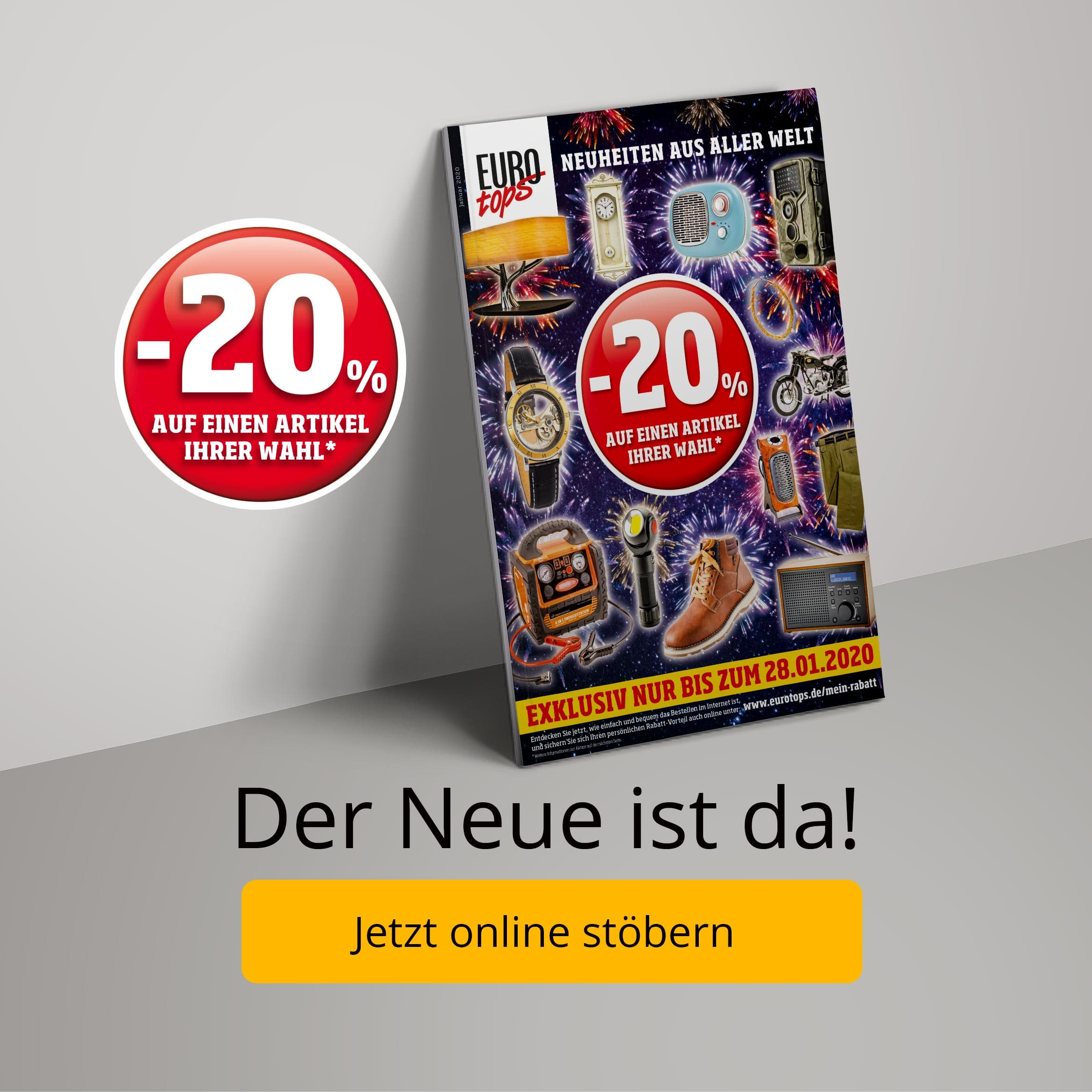Aktuelle Katalog-Highlights