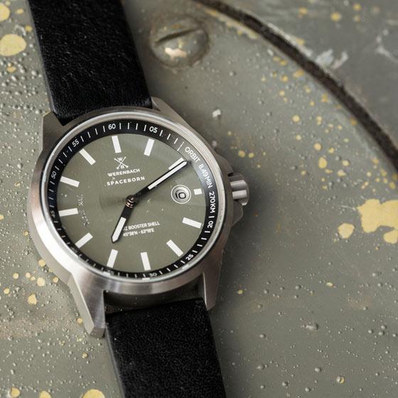Werenbach Uhr Leonov Model 3