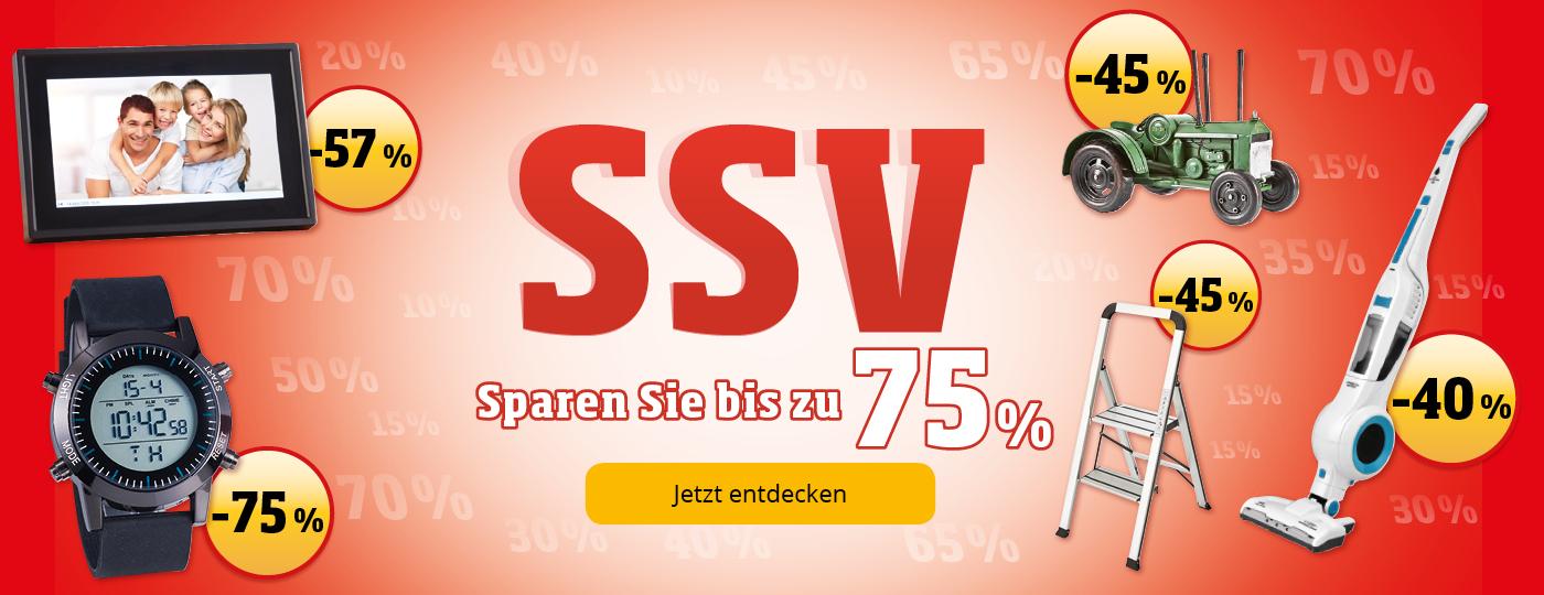 Unser Sommerschlußverkauf - Für Sie eiskalt reduziert!