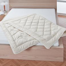 Bettdecke mit Seidenfüllung 2 Stück