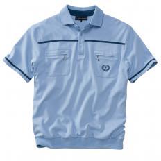 Herren-Komfort-Poloshirt