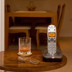 """Schnurlostelefon """"PowerTel700"""""""