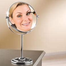 Schminkhilfe-Spiegel
