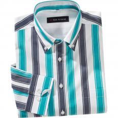 Maritimes Streifenhemd