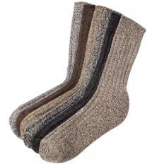 Norweger Thermo-Socken (6er Set)