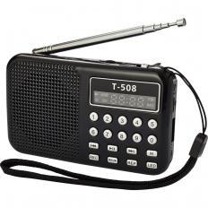 Mini-Radio mit Aufnahmefunktion