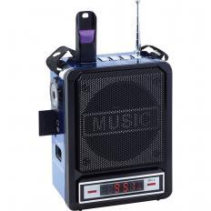 Aufladbare tragbare Musik-Box