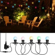 LED-Partylichterkette