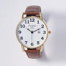 Herren-Uhr in klassischem Stil