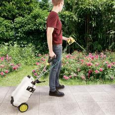Kabelloses Garten-Sprühgerät