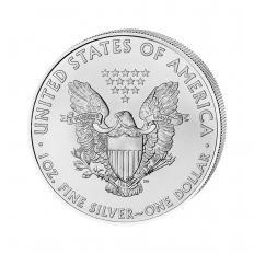Amerikanische Silbermünzen