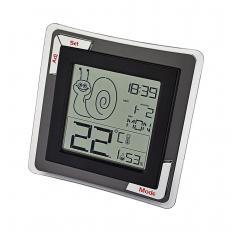 "Thermo-/Hygrometer-Uhr ""Komfort"""