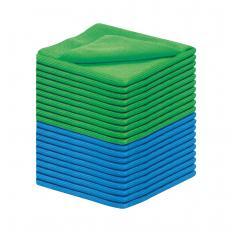 Mikrofaser-Reinigungstücher-Set