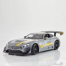 Funkgesteuerter Mercedes AMG GT3