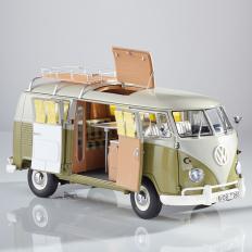 VW T1 Westfalia Camper