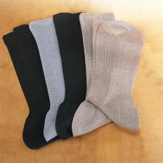 "Komfort-Socken aus ""Fil d'Ecosse"" 6 Paar"