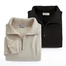 Mikropolar Poloshirt 2er Set