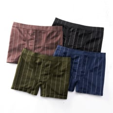 Retro-Pants 4er Pack