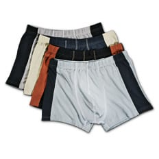 Retro-Shorts 4er-Set