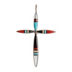 Zuni-Indianerkreuz