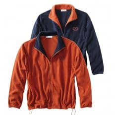 Polar-Fleece-Jacken 2er-Set