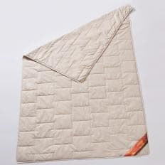 Bettdecke mit 100 % Seidenfüllung - 2 Stück