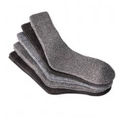Herrensocken Mouliné 5 Paar