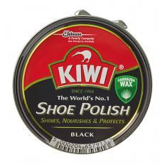 Schuhcreme, schwarz