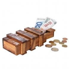 Rätsel-Geschenkbox