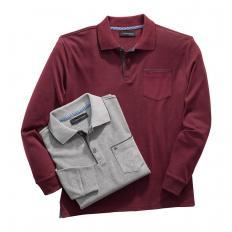 Komfort-Langarmshirt Set