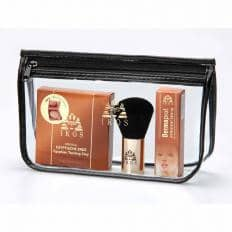 Make-up-Set mit Reisetasche