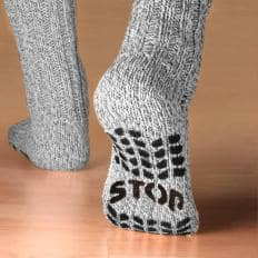Stoppersocken im 2er-Set