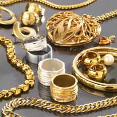 Gold- und Silber-Reinigungsbad