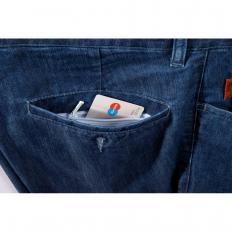 Leichte Coolmax®-Jeans