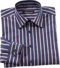 Exklusives Streifenhemd
