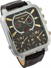 Große Drei-Werke-Armbanduhr