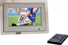Mini-Fernseher mit Videoabspielfunktion