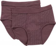 Feinripp-Unterhose im 6er-Pack