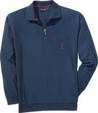 Langarm-Poloshirt 2er-Set