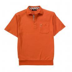 Komfort-Poloshirts,Beige,3XL