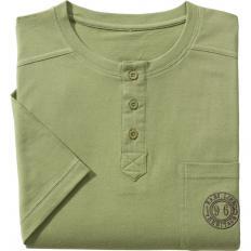 Serafino-Shirt im 2er Pack Beide