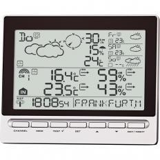 DCF77-Signal-Wetterstation