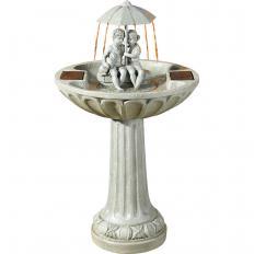 Solar-Springbrunnen
