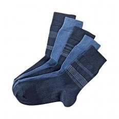 Stretch-Komfortsocken 10 Paar