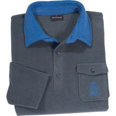Microfleece-Poloshirt 2er-Pack