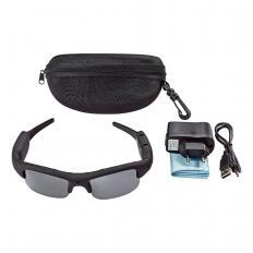 Kamera-Brille mit SD-Karte