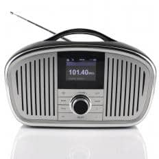 Retro-Internet- und DAB+-Radio