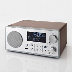 RDS-Tischradio mit Bluetooth