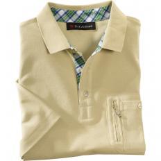 Komfort-Poloshirt,grün,3XL