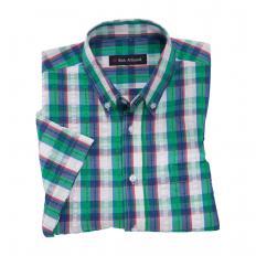 Seers.-Freizeithemd,grün,3XL